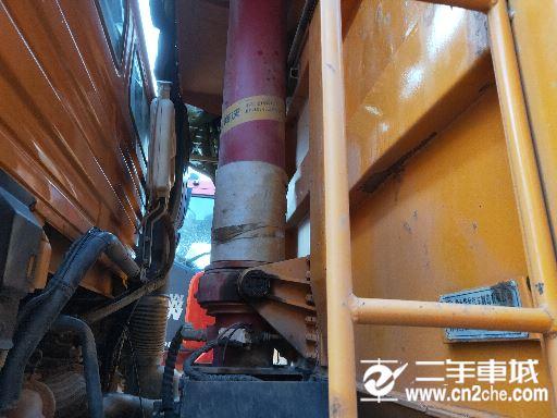 陕汽重卡 德龙X3000 430马力 6X4牵引车(SX42564T324)