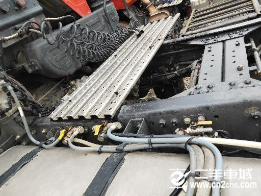 一汽解放 J6P 質惠版460動力