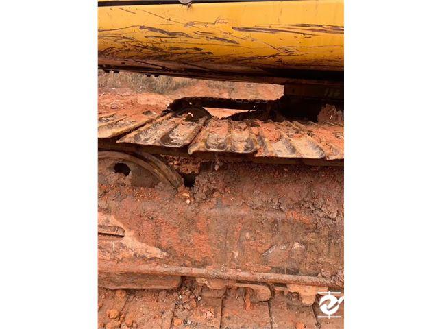 小松机械 小松挖掘机 小松60-7