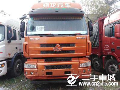 東風柳汽 乘龍M5 載貨車 350馬力 前四后八