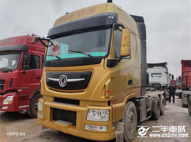 东风 天龙 牵引车 旗舰重卡 480马力 6X4牵引车