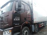 一汽解放 J6P 载货车9.6米 前四后八 冷藏车