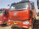 一汽解放 J6P 自卸車 重卡420馬力6X4自卸車底盤5.8米