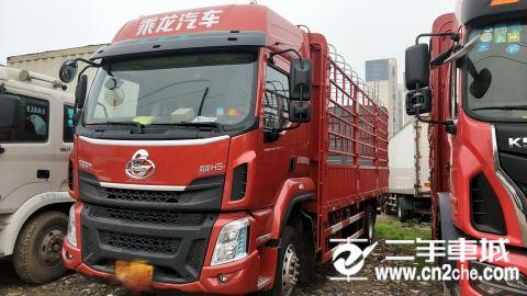 東風柳汽 乘龍 240馬力6.8米