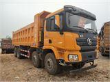 陕汽重卡 德龙X3000 自卸车 430马力 8X4 8.6米自卸车(SX33105C486B)