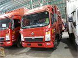 中国重汽 豪沃 载货车 140马力 4X2 栏板载货车(ZZ1167G5215C1)