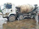 华菱 华菱搅拌车 380马力 8X4 混凝土搅拌车(安徽星马牌)