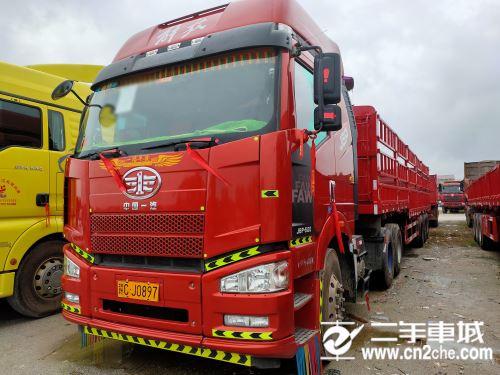 一汽解放 J6P  新J6P重卡 领航版 500马力 6X4牵引车(CA4250P66K25T1A1E5)