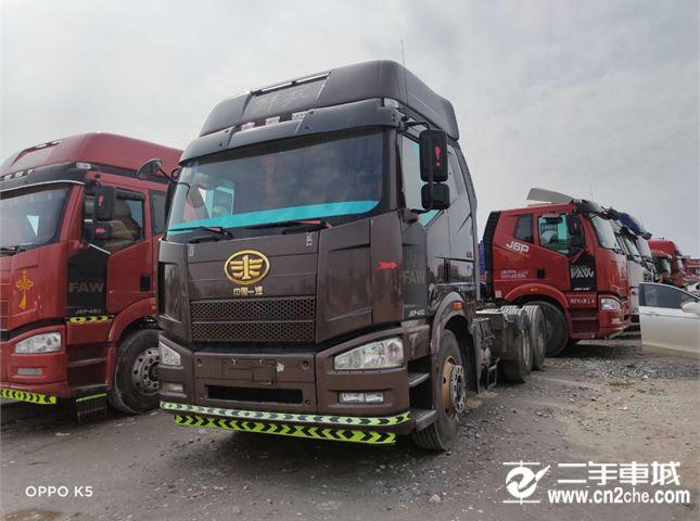 一汽解放 J6P 牽引車 新J6P重卡 領航南方版 460馬力 6X4牽引車(CA4250P66K25T1A1E5)