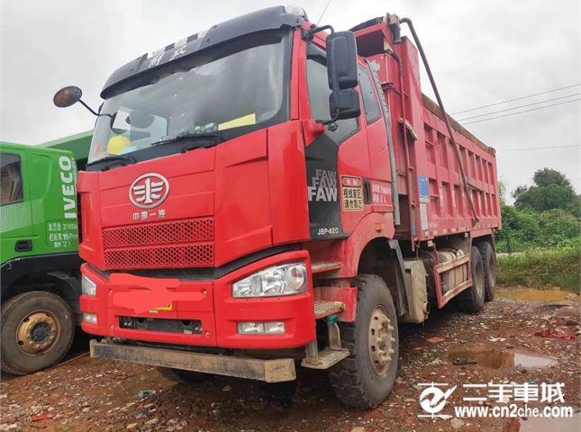 一汽解放 J6 解放J6P-420馬力,5.8米車廂