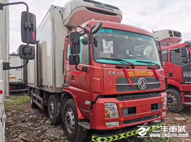 東風 天錦 東風天錦7.8米車廂,冷王T800M