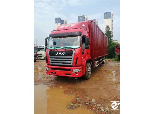 江淮 江淮格尔发K系列 K6L中卡  4X2 载货车