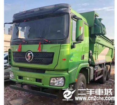 陜汽重卡 德龍X3000 自卸車 重卡 375馬力 8×4 自卸車