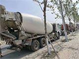 中国重汽 搅拌车 搅拌车