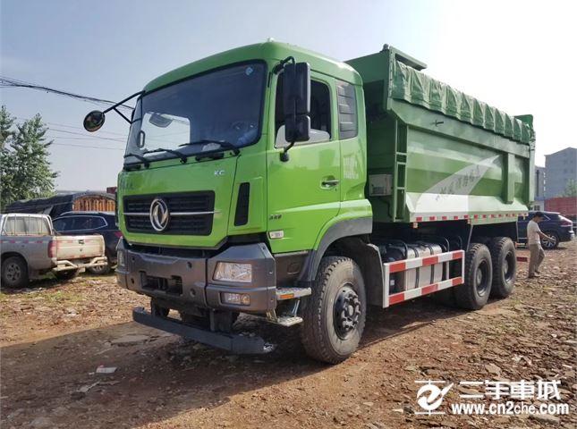 東風 天龍 自卸車 KC重卡 340馬力 6X4 5.6米自卸車(DFH3250A10)