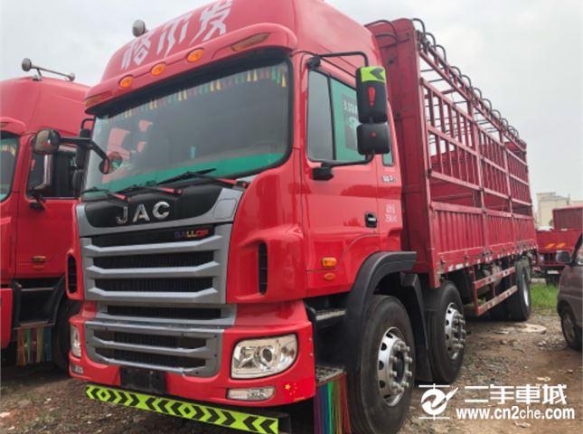 江淮 江淮格尔发K系列 载货车 K3X重卡 标载型 240马力 6X2 8.5米栏板载货车(HFC1251P2K2D50S1V)