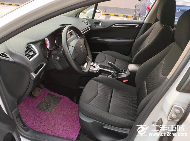 雪铁龙 C4L 2013款 1.8L 自动 劲享版