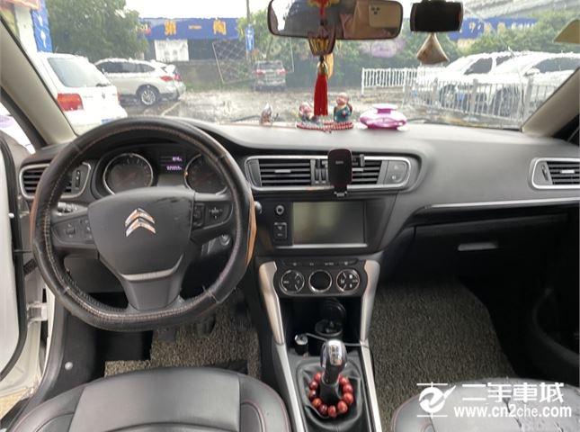 雪铁龙 C3-XR 2015款 1.6L 手动时尚型