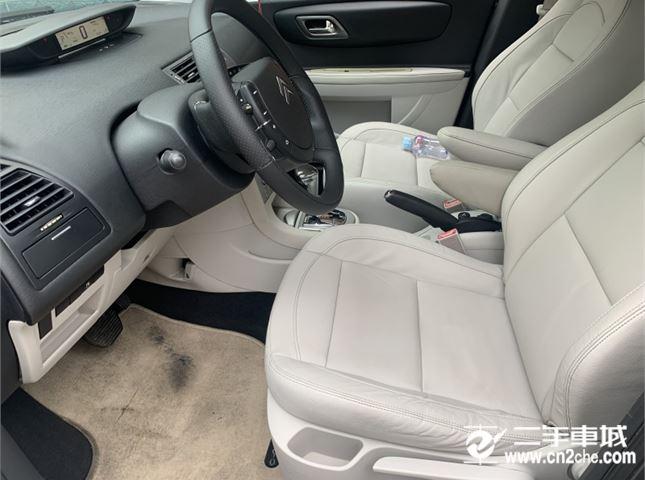 雪铁龙 世嘉三厢 2012款 2.0L 自动 品驭型