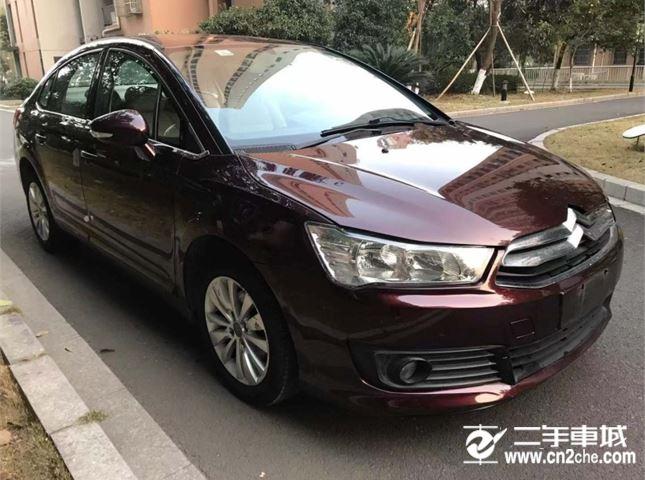 雪铁龙 世嘉三厢 2014款 1.6L 自动 品享型 VTS版