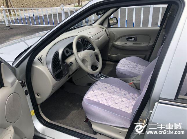 雪铁龙 爱丽舍三厢 2012款 尊贵型自动