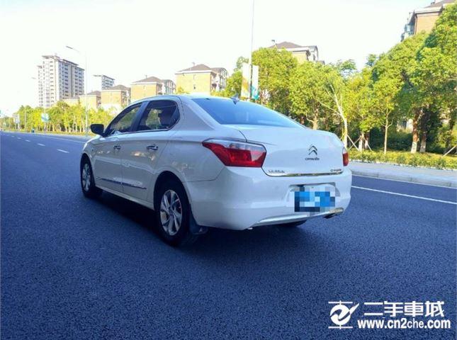 雪铁龙 爱丽舍三厢 2013款 1.6L 手动 尊贵型