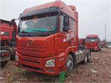 青島解放 JH6 重卡 430馬力 8X4 載貨車底盤(CA3310P27K15L5T4BE5A80)