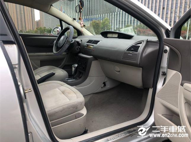 雪铁龙 世嘉两厢 2009款 1.6L自动档 舒适型 天窗版