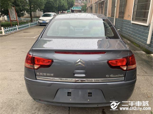 雪铁龙 世嘉三厢 2012款 1.6L 自动 品尚型