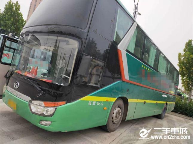 金龍 金龍 11年55座氣囊公路客運
