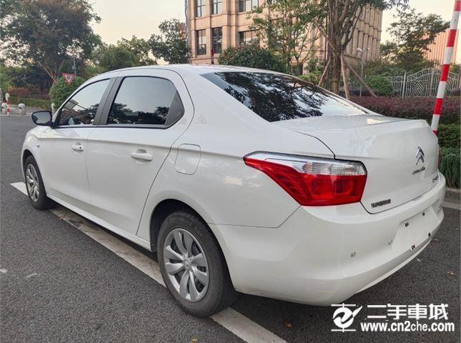 雪铁龙 爱丽舍三厢 2018款  1.6L 手动时尚型