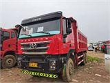 上汽紅巖 杰獅 自卸車 C500重卡390馬力6X4 6米自卸車