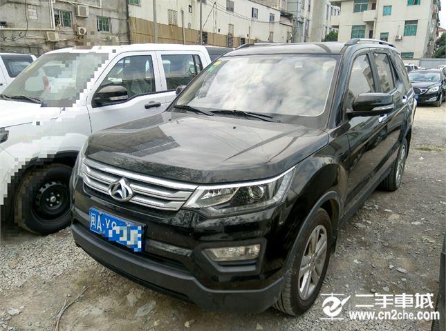 长安商用 -长安CX70 117马力  1.6L 手动豪华型