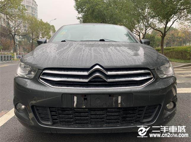 雪铁龙 爱丽舍三厢 2013款 1.6L 手动 科技型