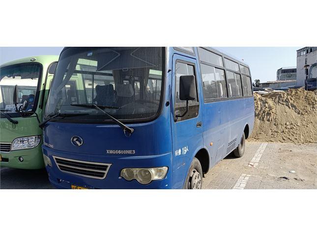 金龙 海格客车 19座中型客车