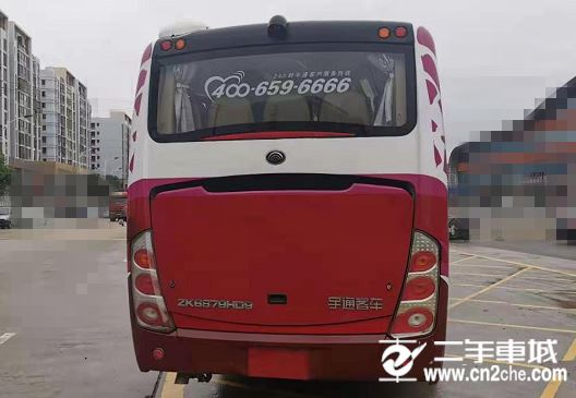 宇通 宇通 ZK6879HD9(39座)