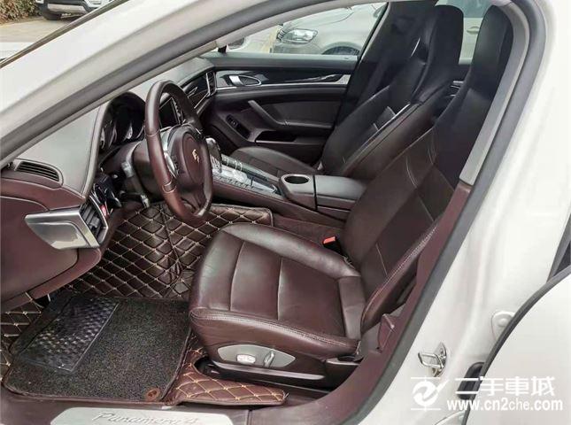 保时捷 帕纳梅拉 2012款 Panamera Turbo
