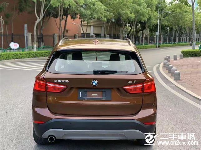宝马 宝马X1 2018款 1.5T 涡轮增压 136马力sDrive18Li 时尚型