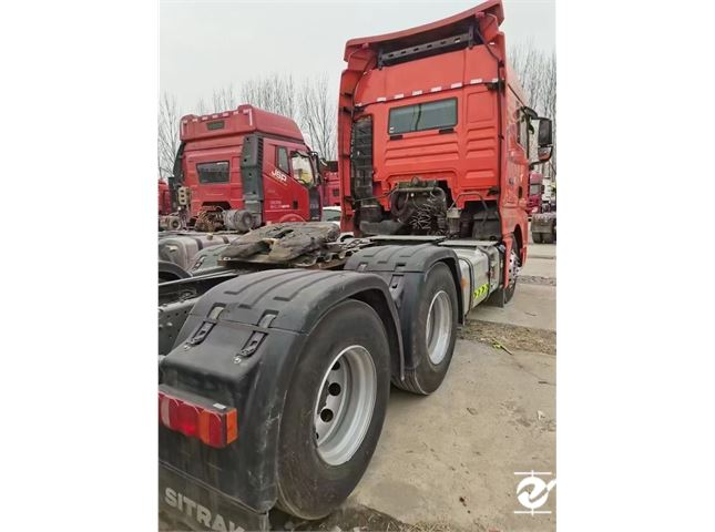 中国重汽 汕德卡 汕德卡540