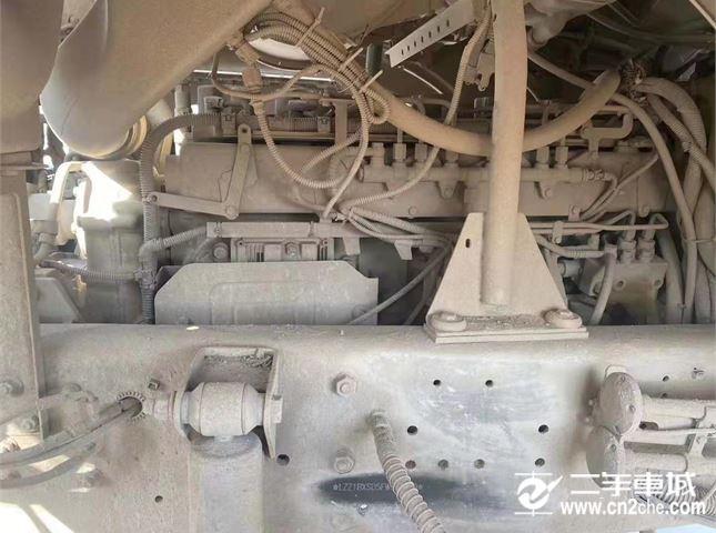 中國重汽 重汽工程車 混凝土攪拌車 攪拌車
