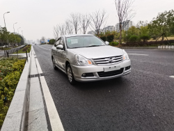 日产 轩逸 2012款 1.6L 自动 XE 经典舒适版