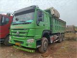 中國重汽 豪沃 340馬力后八輪自卸車