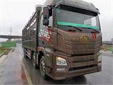 青島解放 JH6 460馬力9.6米前四后八倉柵載貨車