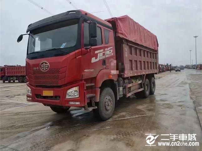 一汽解放 J6 解放JH6-460马力,潍柴