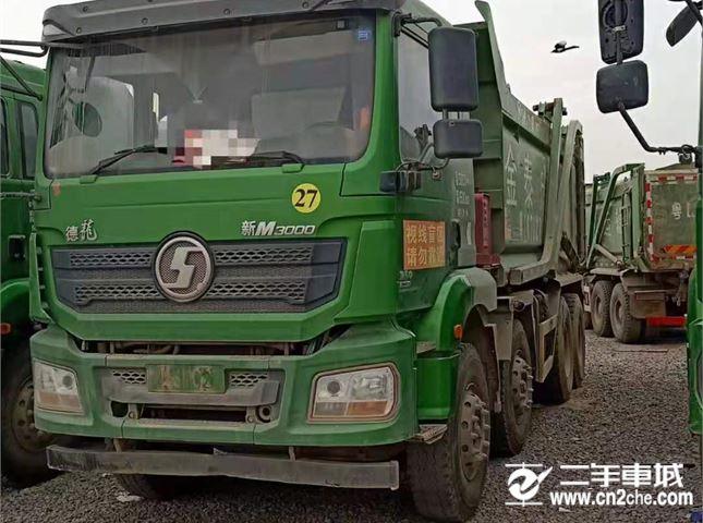 陕汽重卡 德龙 自卸车 自卸车