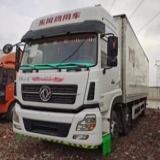 東風 天龍 270馬力9.6米廂式載貨車