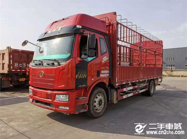 一汽解放 J6L 6.8米高栏载货车