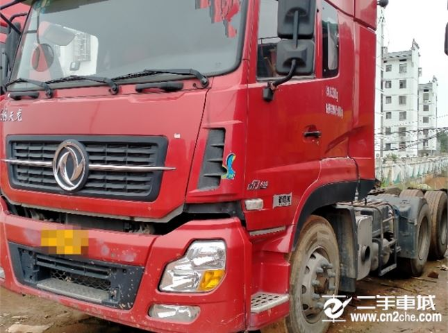 东风 天龙 450马力 6×4 牵引车(DFL4251A15)