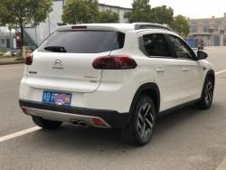 雪铁龙 C3-XR 2018款  230THP 自动智能型