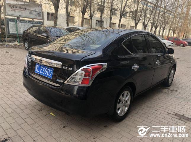 日产 阳光 2014款  1.5XL 豪华版 CVT